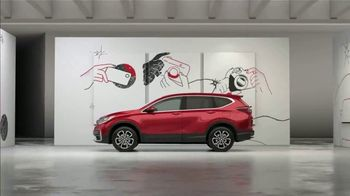 2020 Honda CR-V EX TV Spot, 'Outdoes the Competition' [T2]