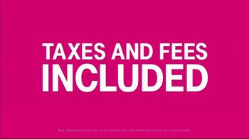 T-Mobile TV Spot, 'Mama: Taxes and Fees: Four Phones' Feat. Anthony Anderson, Song by Etta James - Thumbnail 9