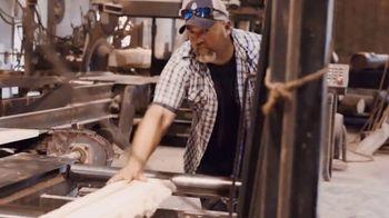 Preserve America PAC TV Spot, 'Sawmill in Scranton'