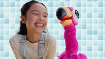 Gotta Go Flamingo TV Spot, 'Uh-oh'