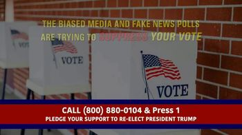 Committee to Defend the President TV Spot, 'Suppressed Vote' - Thumbnail 2
