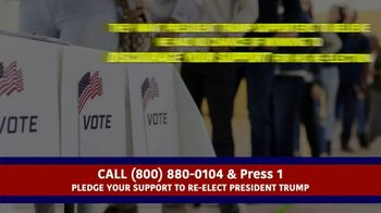 Committee to Defend the President TV Spot, 'Suppressed Vote' - Thumbnail 3