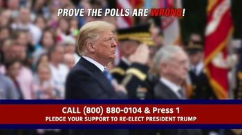 Committee to Defend the President TV Spot, 'Suppressed Vote' - Thumbnail 4