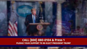 Committee to Defend the President TV Spot, 'Suppressed Vote' - Thumbnail 7