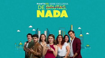 Pantaya TV Spot, 'De Brutas, Nada' canción de Julieta Venegas [Spanish]