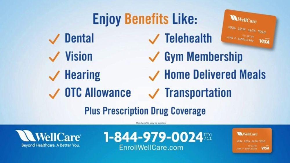 - WellCare Visa Flex Card TV Commercial, 'Medicare ...