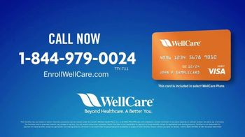 WellCare Visa Flex Card TV Spot, 'Medicare Beneficiaries' - Thumbnail 8
