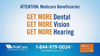 WellCare Visa Flex Card TV Spot, 'Medicare Beneficiaries' - Thumbnail 1
