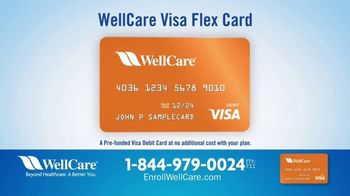 WellCare Visa Flex Card TV Spot, 'Medicare Beneficiaries' - Thumbnail 2