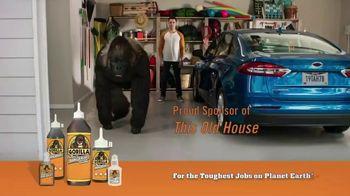Gorilla Glue TV Spot, 'Garage' - Thumbnail 10