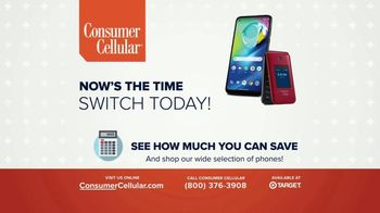 Consumer Cellular TV Spot, 'Plus' - Thumbnail 9