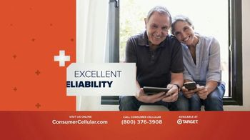 Consumer Cellular TV Spot, 'Plus' - Thumbnail 3
