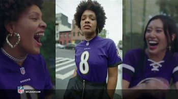 NFL Shop TV Spot, 'Make Victory Yours' Song by SKYXXX, Party Favor - Thumbnail 7