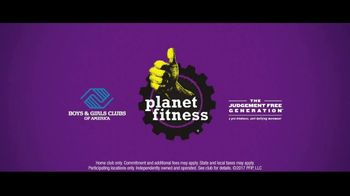 Planet Fitness TV Spot, 'Spread Kindness: $10 a Month' - Thumbnail 9