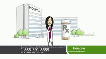 Humana Medicare Advantage Plan TV Spot, 'Good to Know: Medicare and Medicaid'