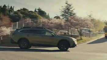 2020 Subaru Outback TV Spot, 'Easy Commute' [T2] - Thumbnail 4