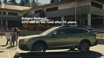 2020 Subaru Outback TV Spot, 'Easy Commute' [T2]