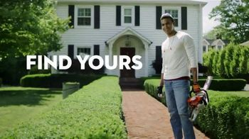 STIHL TV Spot, 'Find Yours: Blower and Chainsaw' - Thumbnail 3