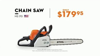 STIHL TV Spot, 'Find Yours: Blower and Chainsaw' - Thumbnail 6