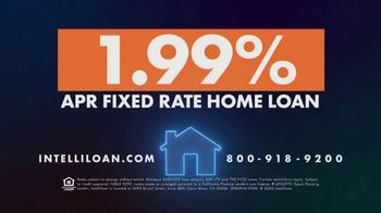 Intelliloan TV Spot, 'Home Loan: 1.99% Fixed APR'
