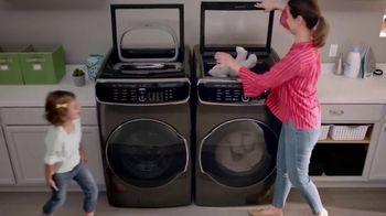 The Home Depot Fall Savings TV Spot, 'Samsung Range and Laundry Pair' - Thumbnail 4
