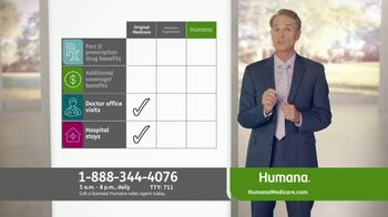 Humana Medicare Advantage Plan TV Spot, 'All-In-One Plan & Decision Guide: $7,800 Est. Savings' - Thumbnail 3