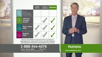 Humana Medicare Advantage Plan TV Spot, 'All-In-One Plan & Decision Guide: $7,800 Est. Savings'