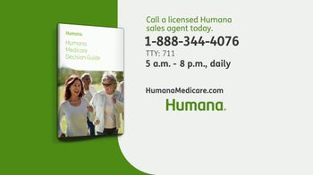 Humana Medicare Advantage Plan TV Spot, 'All-In-One Plan & Decision Guide: $7,800 Est. Savings' - Thumbnail 6