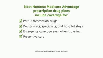 Humana Medicare Advantage Plan TV Spot, 'All-In-One Plan & Decision Guide: $7,800 Est. Savings' - Thumbnail 7