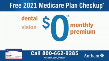 Anthem Blue Cross and Blue Shield TV Spot, '2021 Medicare Plan Checkup' - Thumbnail 7