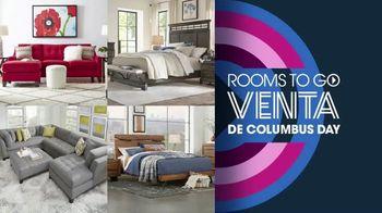 Rooms to Go Venta de Columbus Day TV Spot, 'Muebles bellos' canción de Junior Senior [Spanish] - Thumbnail 3
