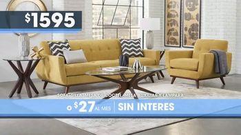 Rooms to Go Venta de Columbus Day TV Spot, 'Muebles bellos' canción de Junior Senior [Spanish] - Thumbnail 5