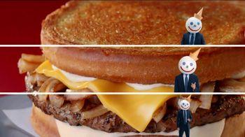 Jack in the Box Sourdough Patty Melt Combo TV Spot, 'Echo: $4.99' - Thumbnail 3