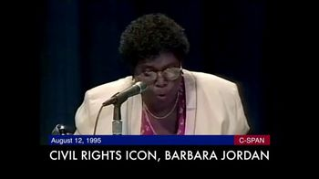 NumbersUSA TV Spot, 'Barbara Jordan: High Immigration'