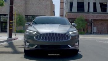 2020 Ford Fusion TV Spot, 'Get Up and Get Going' [T2] - Thumbnail 2