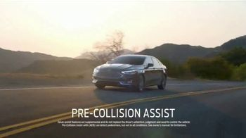 2020 Ford Fusion TV Spot, 'Get Up and Get Going' [T2] - Thumbnail 4