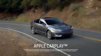 2020 Ford Fusion TV Spot, 'Get Up and Get Going' [T2] - Thumbnail 5