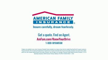American Family Insurance KnowYourDrive TV Spot, 'Swimmer' - Thumbnail 9