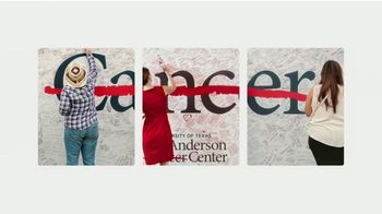 MD Anderson Cancer Center TV Spot, 'In The Pursuit of Making Cancer History: We'll Do Whatever It Takes'