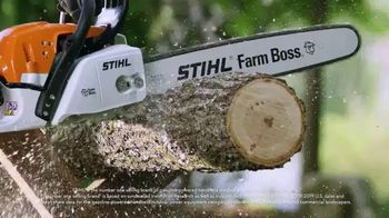 STIHL TV Spot, \'Built in America: Making More\'