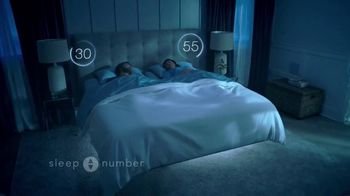 Sleep Number Fall Sale TV Spot, 'Weekend Special: Save 25%' - Thumbnail 2