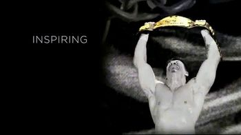 WWE Shop Official Championships TV Spot, 'Bold, Inspired and Powerful: Tee and Title Savings' - 8 commercial airings