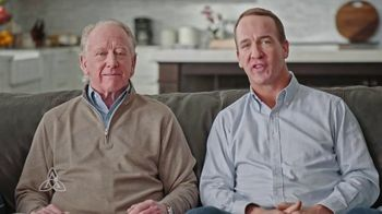 Ascension St. Vincent TV Spot, \'Takes Heart\' Featuring Peyton Manning, Archie Manning