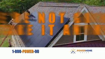 Power Home Solar & Roofing TV Spot, 'Made a Pledge' Song by Twisted Sister