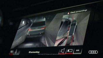 2021 Audi Q7 TV Spot, 'Impossible Park' [T2] - Thumbnail 3