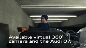 2021 Audi Q7 TV Spot, 'Impossible Park' [T2]
