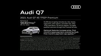 2021 Audi Q7 TV Spot, 'Impossible Park' [T2] - Thumbnail 7