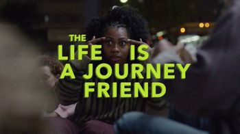 Taco Bell $10 Taco and Burrito Cravings Pack TV Spot, 'The Life Is a Journey Friend'