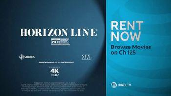 DIRECTV Cinema TV Spot, 'Horizon Line' - Thumbnail 7