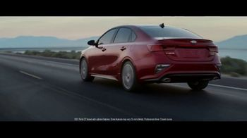 2021 Kia Forte TV Spot, 'Aviator' [T2]